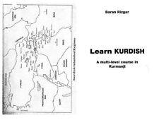 Huge Kurdish language training Pack. Books, audio, tests and more.