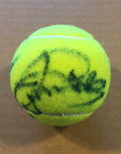 JIMMY CONNORS SIGNED AUTOGRAPHED TENNIS BALL LEGEND VERY RARE BECKETT BAS