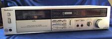 Technics M226 Vintage Cassette Deck, Working. Circa 1982.
