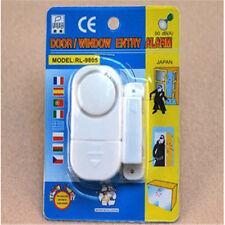 Smart Home Magnetic Sensor Alarm Door Window Anti-theft Alarm System Security KI