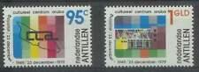 Ned. Antillen postfris 1979 MNH 643-644 - Stichting Cultureel Centrum