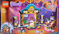 Lego Friends 41368 Andreas Talentshow Chloe Bühne Schlagzeug Zauberkasten B-NEU