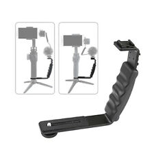 Handheld L-Shaped Gimbal Expansion Bracket Holder For DJI OSMO Stabilizer X1J9