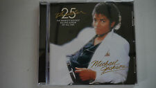 Michael Jackson-Thriller - 25th SPECIALE EDITION-CD