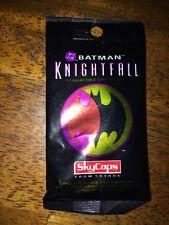 Pogs Batman Knightfall Skycaps Factory Sealed