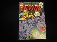 The Demon #13 (Oct 1973, DC)