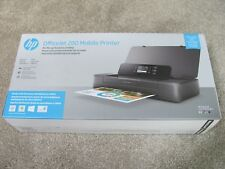 New HP OfficeJet 200 Portable Printer with Wireless & Mobile Printing (CZ993A)