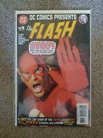 DC Comics Presents: Flash #1 in Near Mint. DC comics Julie Scwartz Tribute