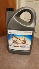 Genuine Honda ATF-DW1 Automatic Gearbox Oil 4 litre bottle