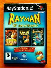 RAYMAN 10º ANIVERSARIO (PS2) PAL España | PRECINTADO