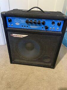 Ashdown electric blue 180 Bass Amp