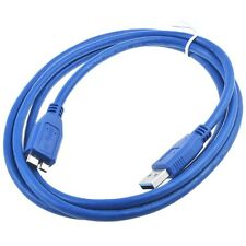 USB 3.0 Cable Cord Lead for A-Data Technology Superior SH14 ASH14-500GU3-CRD