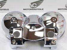 Honda CB 750 900 F F4 F5 RC42 chrom tacho cockpit cover original neu