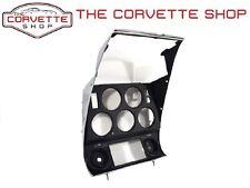 C3 Corvette Center Gauge Bezel Small Gauges Metal Trim 1972-1976 2131