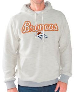 "Denver Broncos NFL Men's G-III ""Running Back"" Premium Slub Sweatshirt"
