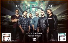 PERIPHERY Alpha+Omega Ltd Ed Discontinued RARE Poster +FREE Metal Rock Poster!