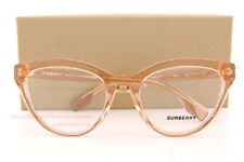 Brand New BURBERRY Eyeglass Frames BE 2311 3358 Transparent Peach For Women 53mm