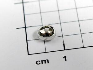Fine Platinummetal bead 1.0 gram 99.95% purity