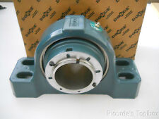 "New Dodge 3-1/4"" Pillow Block Spherical Roller Bearing, 069564, P4B-IP-304L"