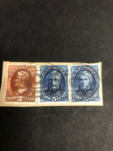 183p,185p Proofs On Piece Used. Very Scarce PSE CERTIFICATE