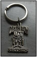 DEATH ROW RECORDS PRO KEY CHAIN RING DR DRE 2PAC SNOOP DOGGY DOGG keyring
