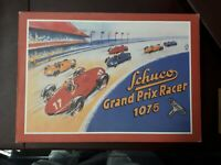 original Schuco Grand Prix Racer 1075 Modellbausatz Schatz NEU
