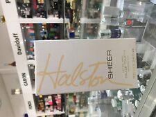 Halston Sheer Natural Spray Eau De Toilette 100mL