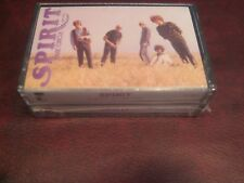 SPIRIT TIME CIRCLE 1968-1972 SEALED DOUBLE CASSETTE OUT OF PRINT 1991 RELEASE