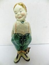 1950s Gort Bone China Figurine BUTCH  Figure