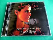 JUANA LA LOCA / BSO / Banda sonora original - Jose Nieto - Precintada