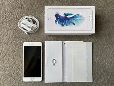 Apple iPhone 6s Plus - 64GB - Silver (Unlocked) with box. Excellent condition.