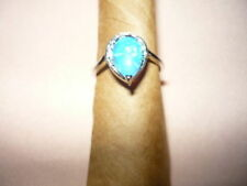 Opal Topaz Fashion Rings