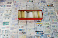 British Colonies 20th Century Stamp Collection