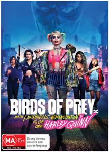 Birds of Prey (DVD, 2020)