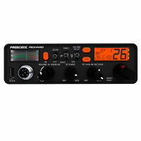 Radiosender CB Präsident Richard ASC Funkamateure 10 - 12 Meter, AM / FM