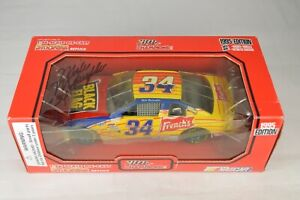 Racing Champions Signed Mike McLaughlin Chevrolet NASCAR Racer 1:24 Scale Mint/B