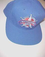 Texas Rangers 1995 All Star Game MLB Blue Wool Baseball Cap Hat 1 Size New NWT