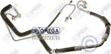 Omega A/C Manifold Hose Fits: Explorer 4.0L - Block Connection (See Chart)