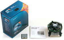 Intel i7 930 8 Cores 2.8Ghz CPU with Original Fan & all accessories 100%Working