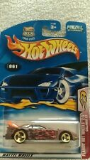 DIECAST HOT WHEEL MODEL HW FLAMIN HOT WHEELS CALLAWAY CZ #61 2003
