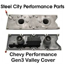 Chevy Performance GEN3 LS1/LS6 Valley Cover W/ Gasket & Bolts - 12577927