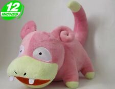 "Pokémon Slowpoke Plush Stuffed Animal Toy 12"" US Seller"
