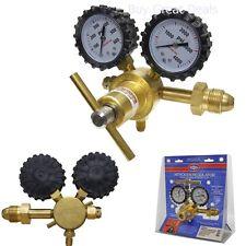 Nitrogen Regulator Co2 Refrigeration A/c Air Conditioning Purger Pressure Tester