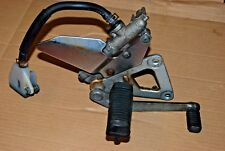 suzuki gs500 rear brake  lever assembly - parts clearance see ebay shop
