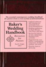 Baker's Wedding Handbook: Resources for Pastors,
