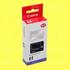 Genuine Canon Ef-A Focusing Screen EfA for Digital Camera EOS 40D 50D 60D 60Da