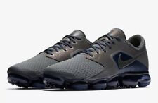 Nike Air Vapormax R Mesh CS Running Shoes Midnight Fog Gray Blue 8.5 AJ4469-002