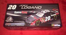 2008 Joey Logano #20 GameStop Camry 1:24 Diecast NASCAR Race Car