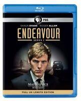 Masterpiece Mystery: Endeavour Season 2 - Blu-Ray Box Set [NTSC, Detective] NEW