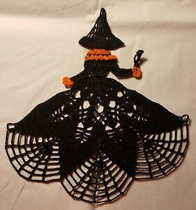 Crochet Crinoline Lady Doily - Masquerade